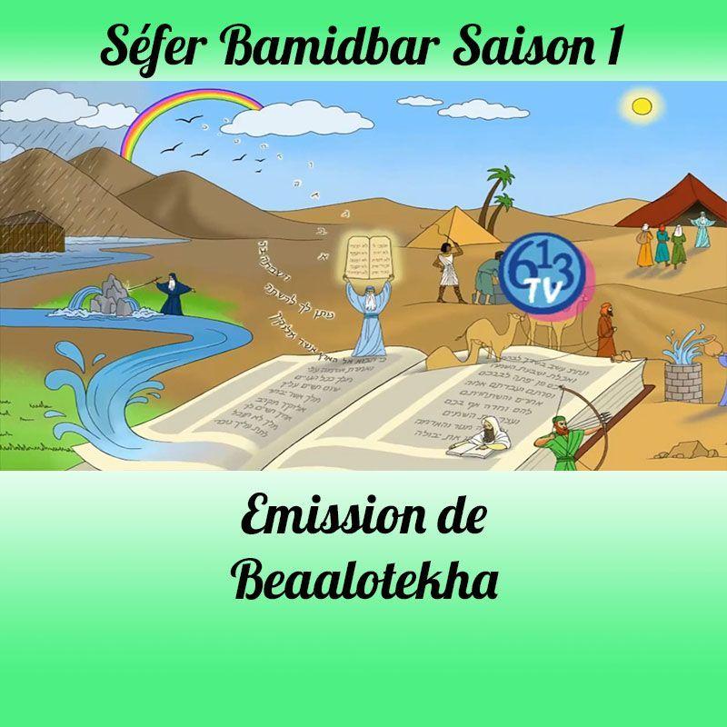 Emission Beaalotekha Saison 1