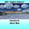 Emission Aharé-Mote Saison 2