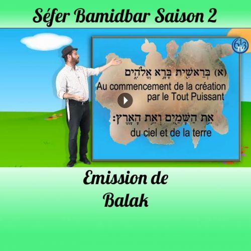 Emission Balak Saison 2