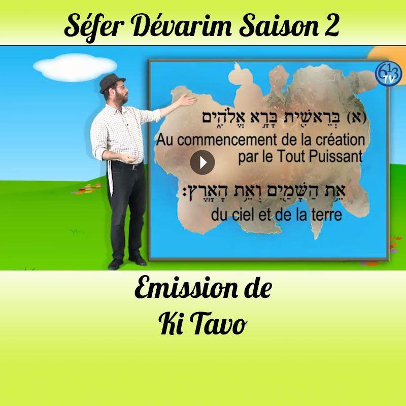 Emission Ki-Tavo Saison 2