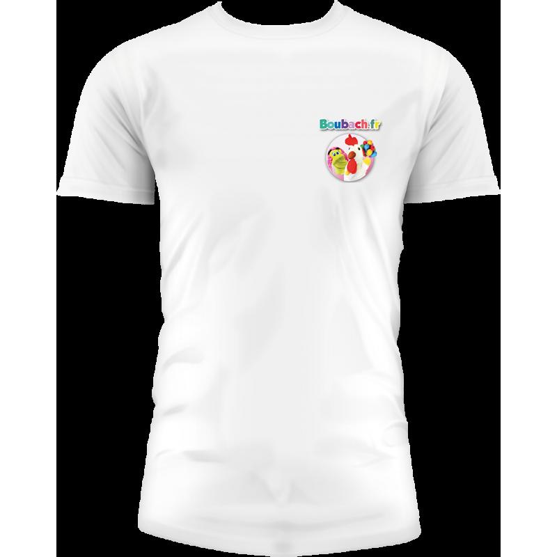 T-Shirt Boubach enfant
