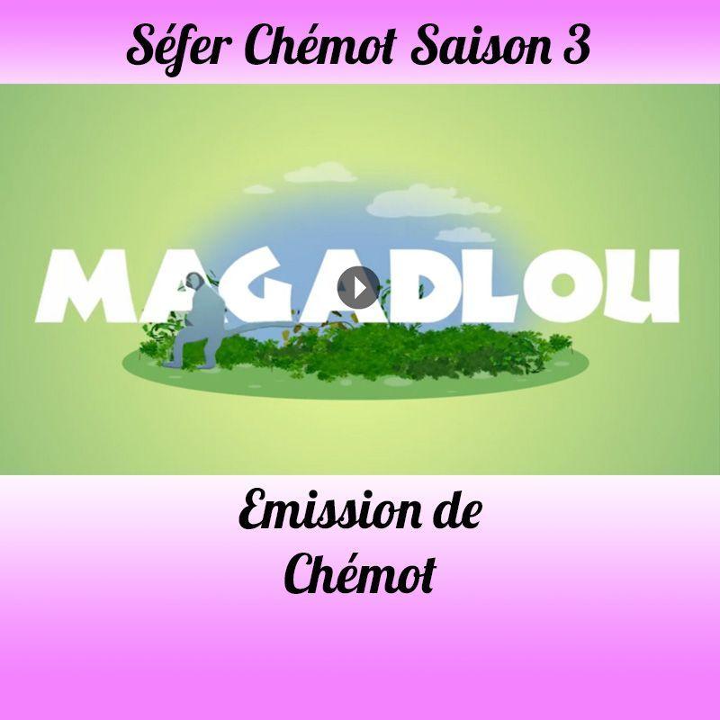 Emission Chémot Saison 3