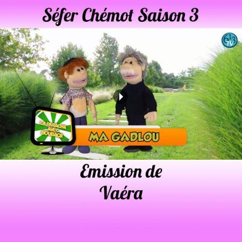 Emission Vaéra Saison 3