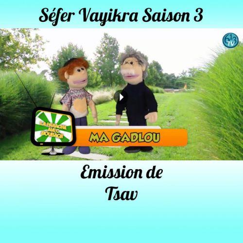 Emission Tsav Saison 3