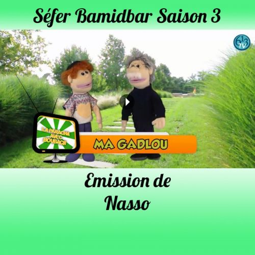 Emission Nasso Saison 3