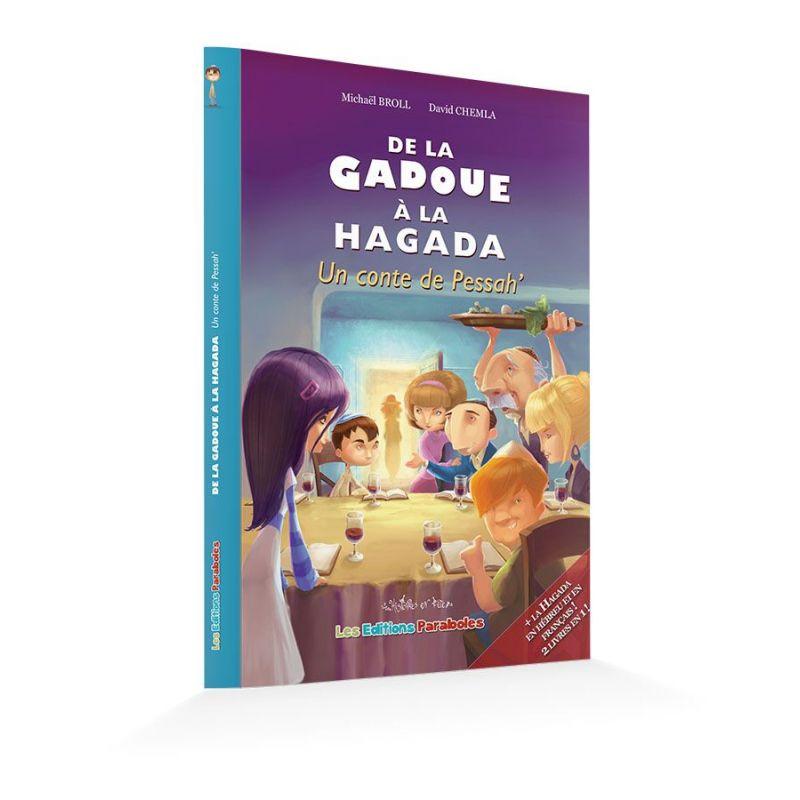 "Livre ""De la Gadoue à la Hagada"""