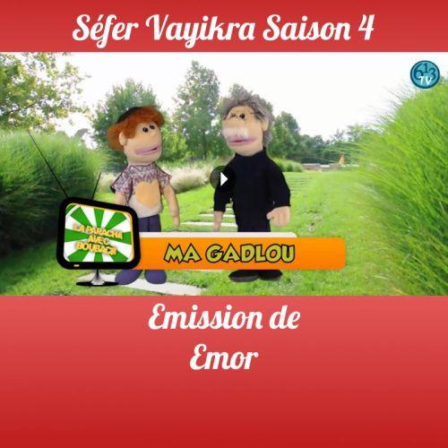 Emor Saison 4