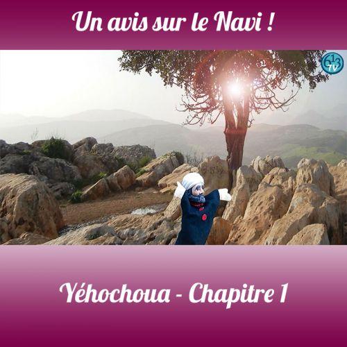 LE NAVI Yehochoua Chp 1