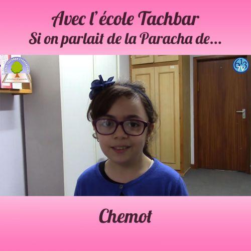 L'ECOLE DE TACHBAR et Chemot