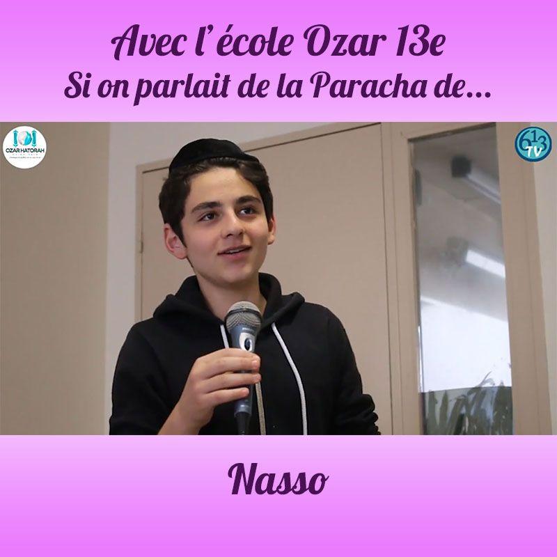 L'ECOLE D'OZAR ET Nasso