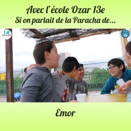 L'ECOLE D'OZAR ET Emor