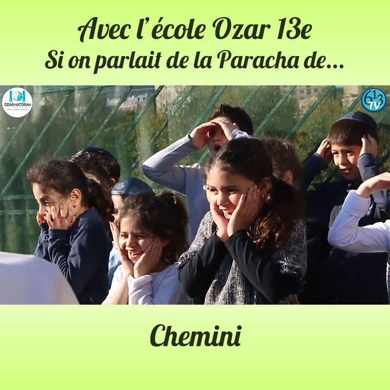 L'ECOLE D'OZAR ET Chemini