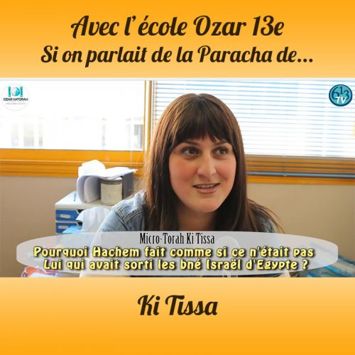 L'ECOLE D'OZAR ET Ki-Tissa
