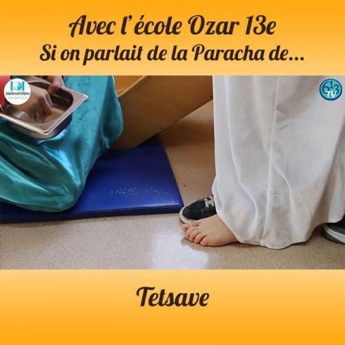 L'ECOLE D'OZAR ET Tetsave