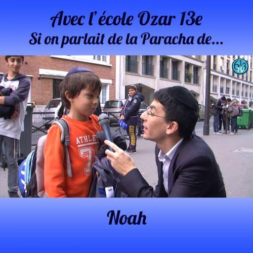 L'ECOLE D'OZAR ET Noah