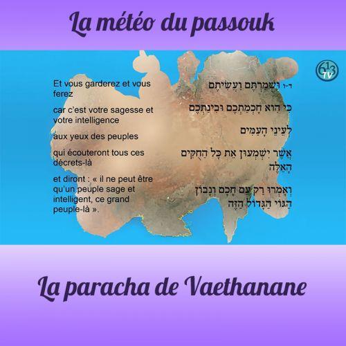 LA METEO DU PASSOUK Vaeethanane