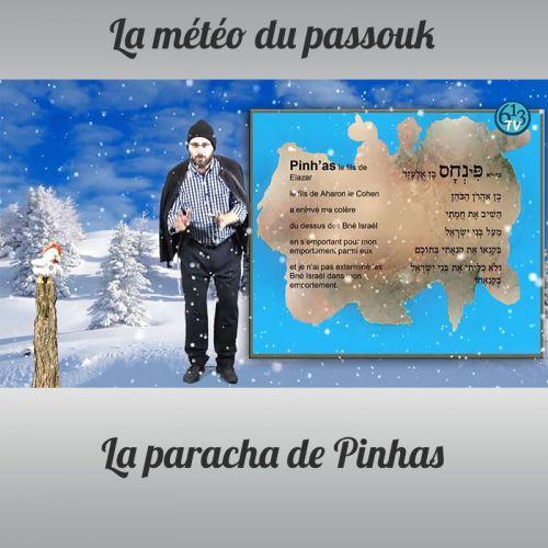 LA METEO DU PASSOUK Pinhas