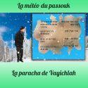 LA METEO DU PASSOUK Vayichlah