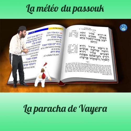 LA METEO DU PASSOUK Vayera