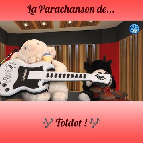LA PARACHANSON DE Toldot
