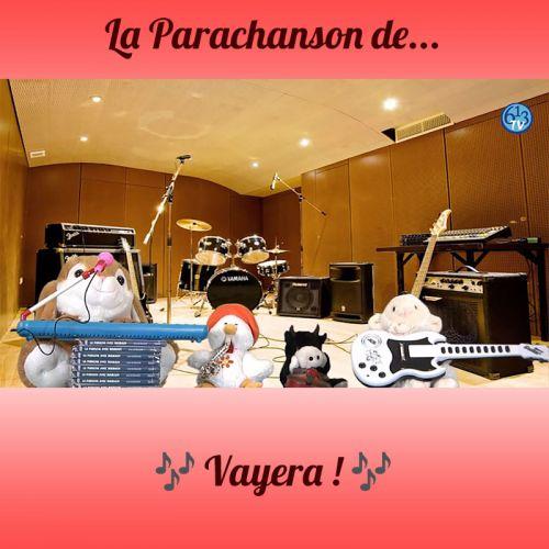LA PARACHANSON DE Vayera