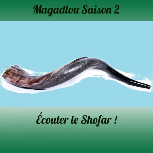 MAGADLOU S2 Le Chofar