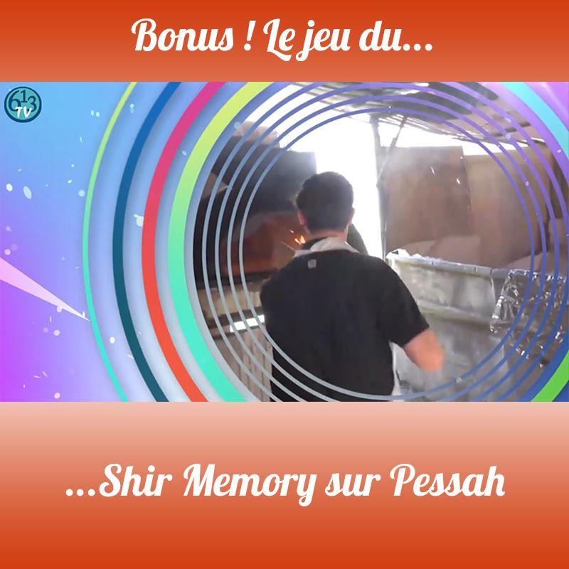BONUS S3 Jeu sur Pessah 4
