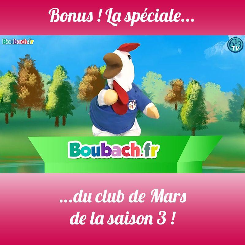 BONUS S3 Club numéro 3