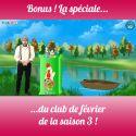 BONUS S3 Club numéro 2