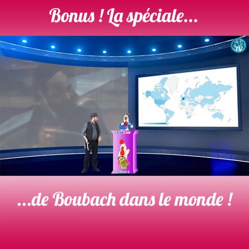 BONUS S3 Boubach dans le monde