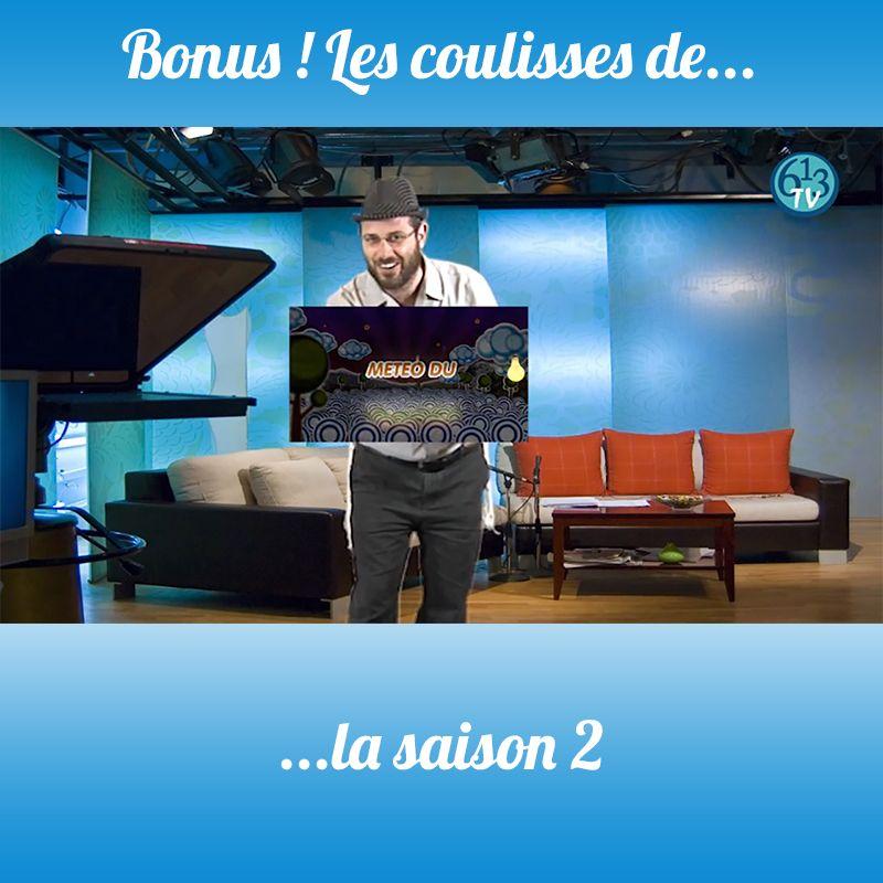 BONUS S2 Les coulisses