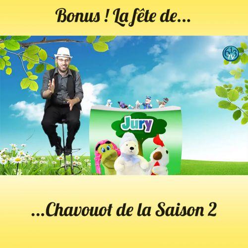 BONUS S2 La spéciale Chavouot