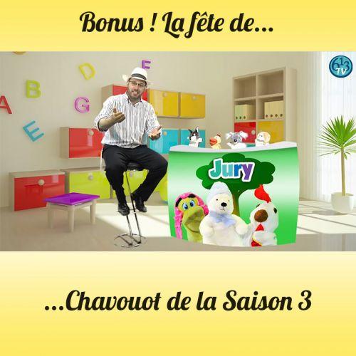 BONUS S3 La spéciale Chavouot