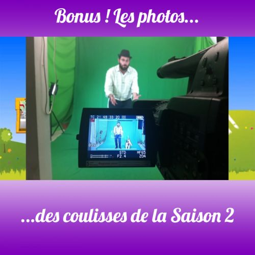 BONUS S2 Coulisses S2