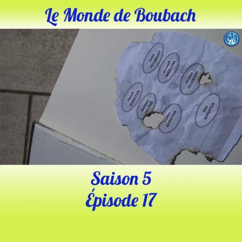 Le Monde de Boubach : Saison 5 Episode 17