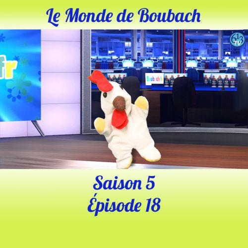 Le Monde de Boubach : Saison 5 Episode 18