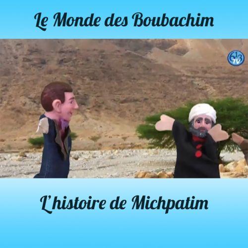 L'HISTOIRE DE Michpatim