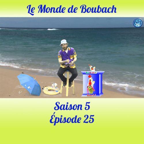 Le Monde de Boubach : Saison 5 Episode 25