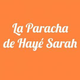 Parachat Hayé Sarah