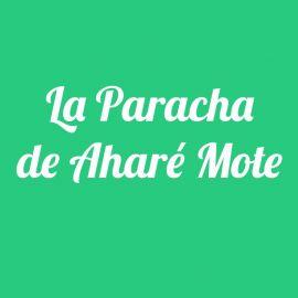 Parachat Aharé Mot