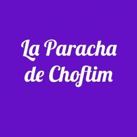 Parachat Choftim