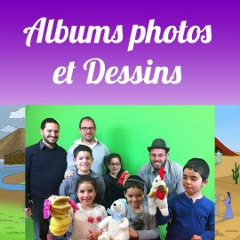 Albums Photos et dessins