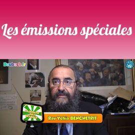 Emissions spéciales